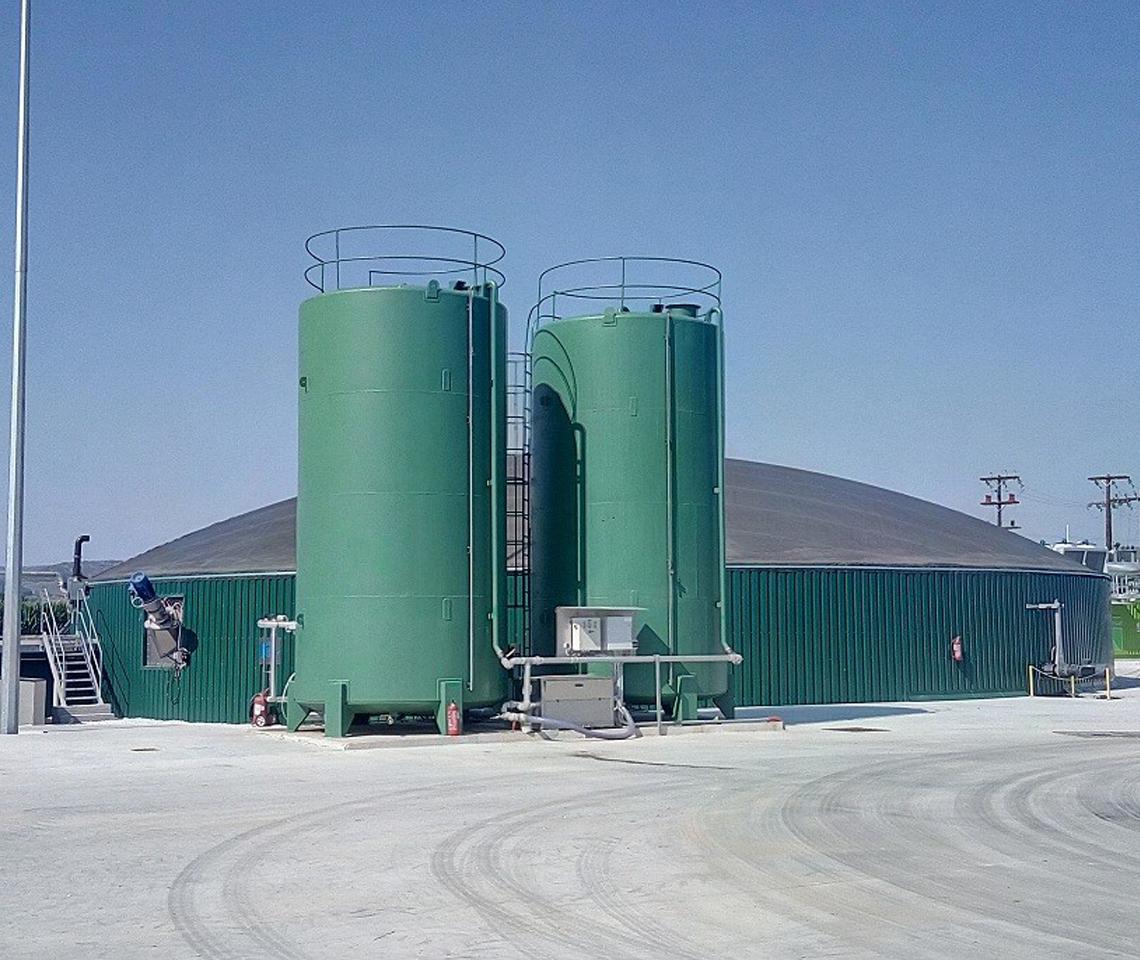 Αναλύσεις και Συμβουλευτική για Μονάδες Βιοαερίου